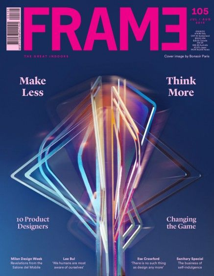 Article FRAME Magazine.