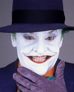 Batman (1989), Jack Nicholson as The Joker