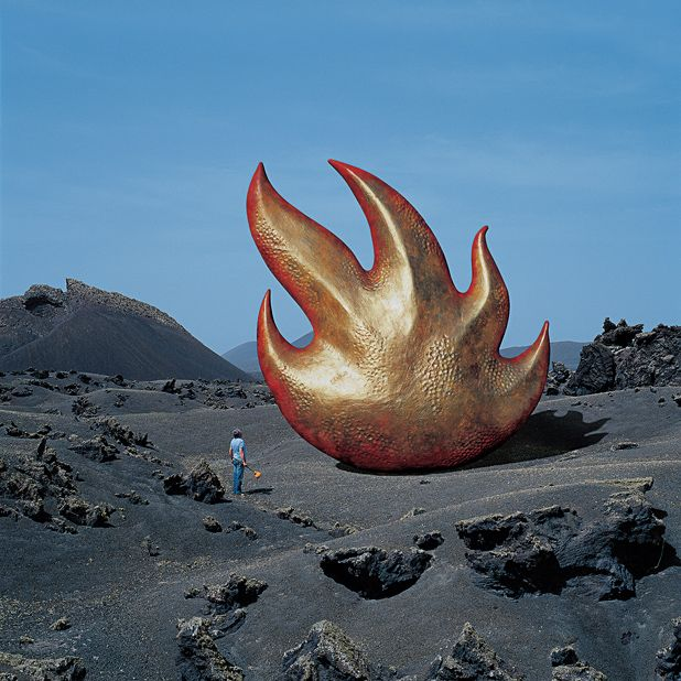 Audioslave Debut album | Storm Thorgerson