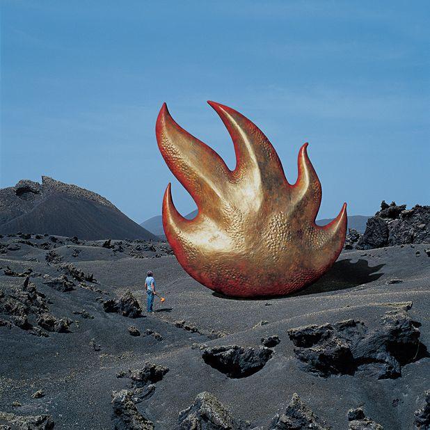 Audioslave Debut album | Storm Thorgerson