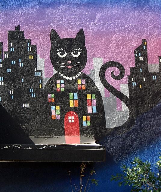 Black Cat, Burbank, CA