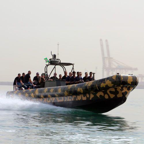 Inboard Jet Boat – Jerusalem House