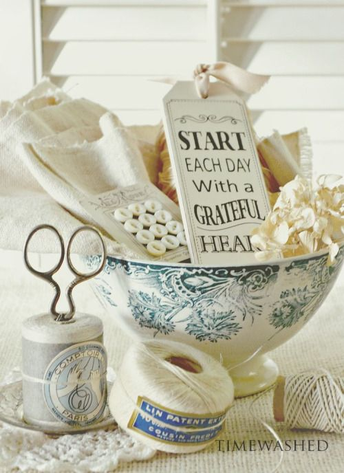 Gorgeous shabby crafting supplies by Timewashed