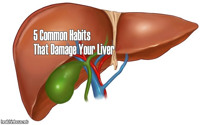 5 Common Habits That Damage Your Liver►►http://herbs-info.com/blog/5-common-habits-that-damage-your-liver/?i=p