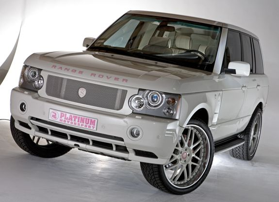Car Crash Dream Meaning: White Range Rover...my Dream Car..white With Pink!!! LOVE
