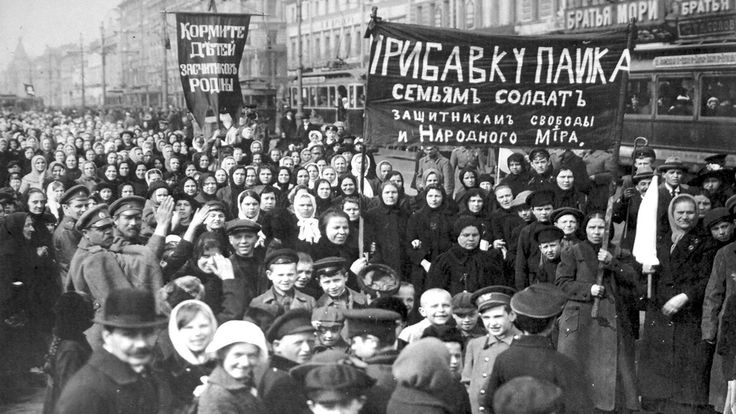 On this day in History, February Revolution begins on Mar 08, 1917. Learn more about what happened today on History.