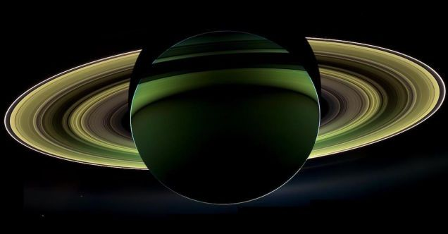 A Look Back at Cassinis Most Mind-Blowing Pictures of Saturn Before It Dies