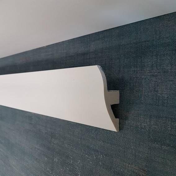 Wir Kombinieren Sockelleisten Mit Led Und Design Bestellen Sie Exklusive Led Licht Sockelleisten In 2020 Led Licht Esszimmer Wande Beleuchtung