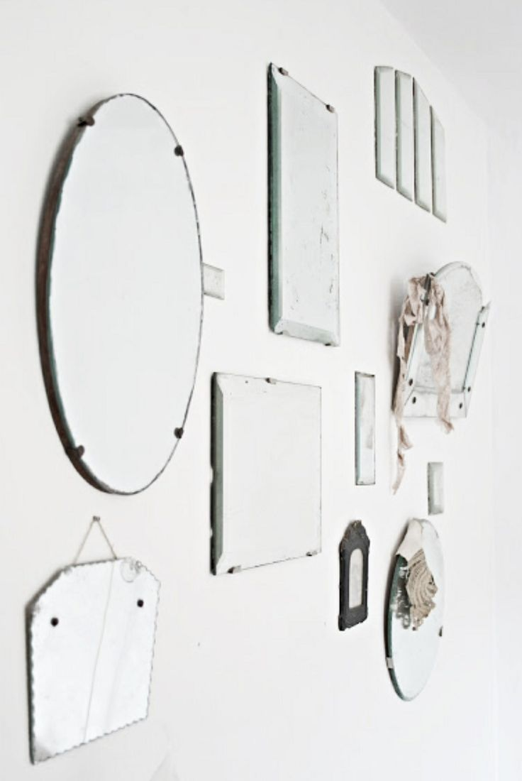 // collection of mirrors
