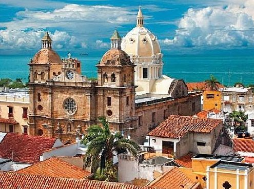 Cartagena Colombia, old town, san pedro, tourism, business development, key players, caribbean, yacht tourism, http://yook3.com