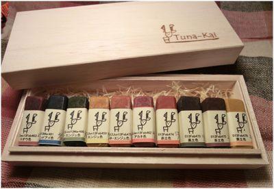 手作りクレヨン工房 tuna-kai