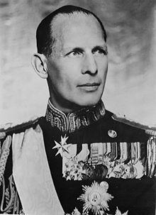 Famille royale de Grèce —Georges II de Grèce