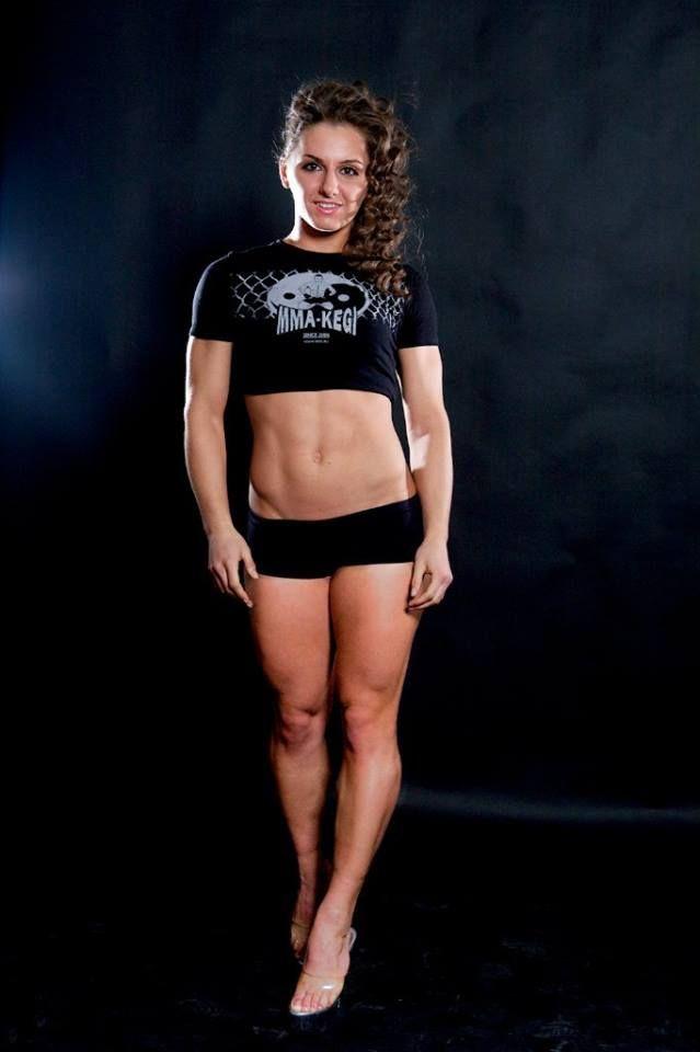 Aleksandra Albu - piękna zawodniczka UFC