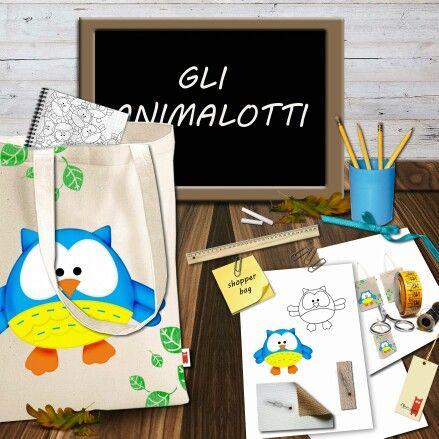 Shopperbag with print  #shopperbag #fashiongraphic  #handmade #handcraft