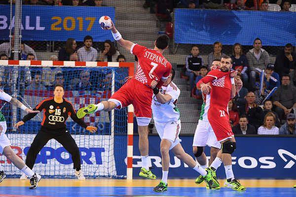 Handball WM 2017: Kroatien überzeugender Sieger gegen Ungarn. Duvnjak herausragend. Handball WM 2017 Frankreich: Die deutsche Handball-Nationalmannsch ...
