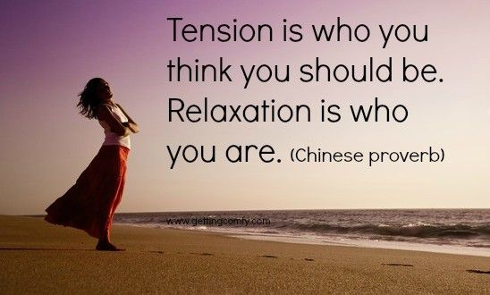 Quotes about relaxation www.gettingcomfy.com