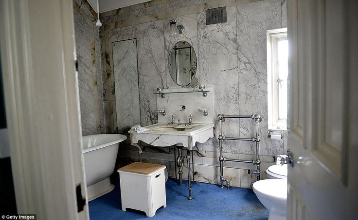 Stand Alone Laundry Sink : Bathroom of the past: A stand alone bath with an ornate sink. Laundry ...