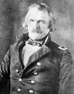 Gen. Albert Sidney Johnston, The Battle of Shiloh, Tennessee- Civil War...killed at this battle which was fought April 6 and 7, 1862. Following his death, Beauregard took over.