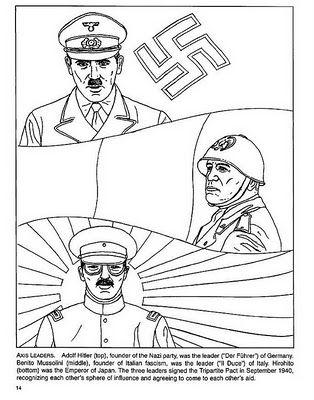 11 best WW2 images on Pinterest  Unit studies Coloring sheets
