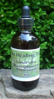 Endocrine Strengthener is highly recommended for anyone suffering from any form of autoimmune disorder such as Alopecia Totalis; Lupus; arthritis; chronic fatigue; Epstein Barr and Crohn's. Alopecia Areata, alopecia totalis and alopecia universalis are autoimmune disorders in which the immune system attacks health hair follicles causing baldness that ranges from patchy bald spots to total loss of body hair.