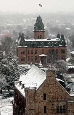 To one day go to the college of my dreams. (St. Olaf?)