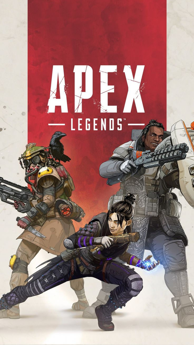 Game, poster, Apex Legends, 2019 Wallpaper Legend