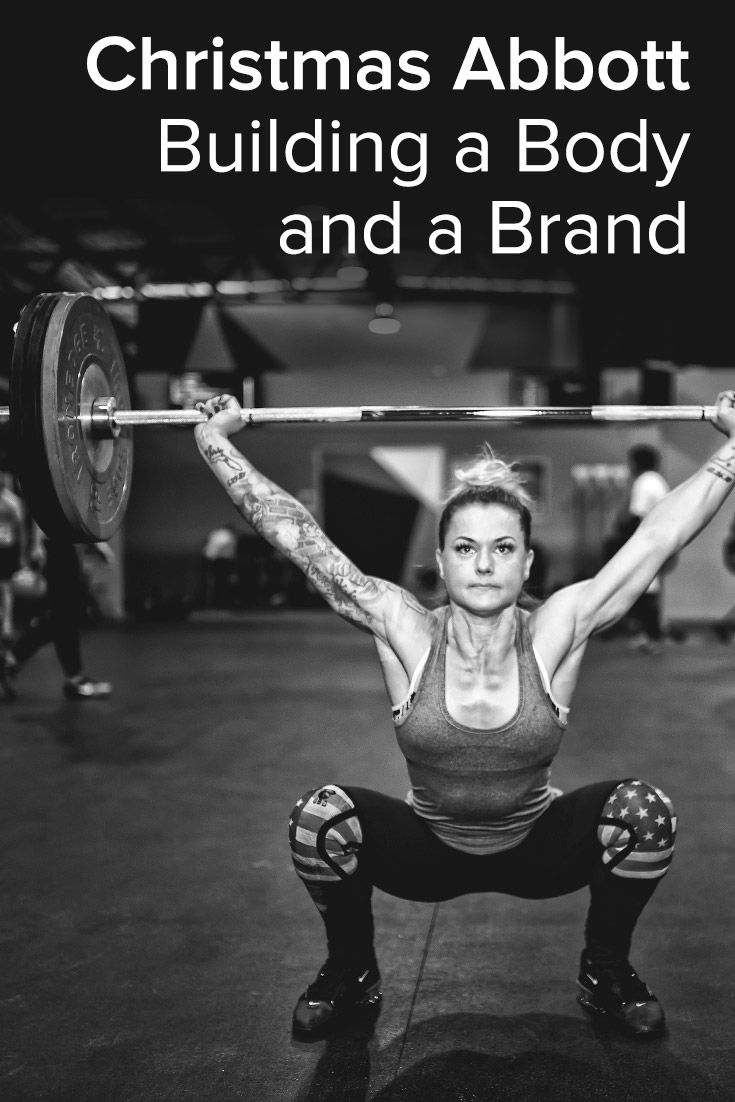 This tenacious, tattooed CrossFitter took up training in the Iraq desert and never looked back. Learn how she built a successful career out of a life filled with challenges, so you can too!
