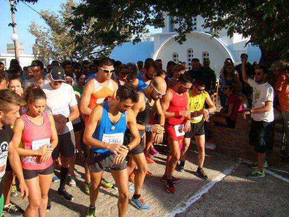 Runner Magazine Ikaria Run 2016