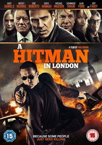 Watch A Hitman in London (2015) Full Movie