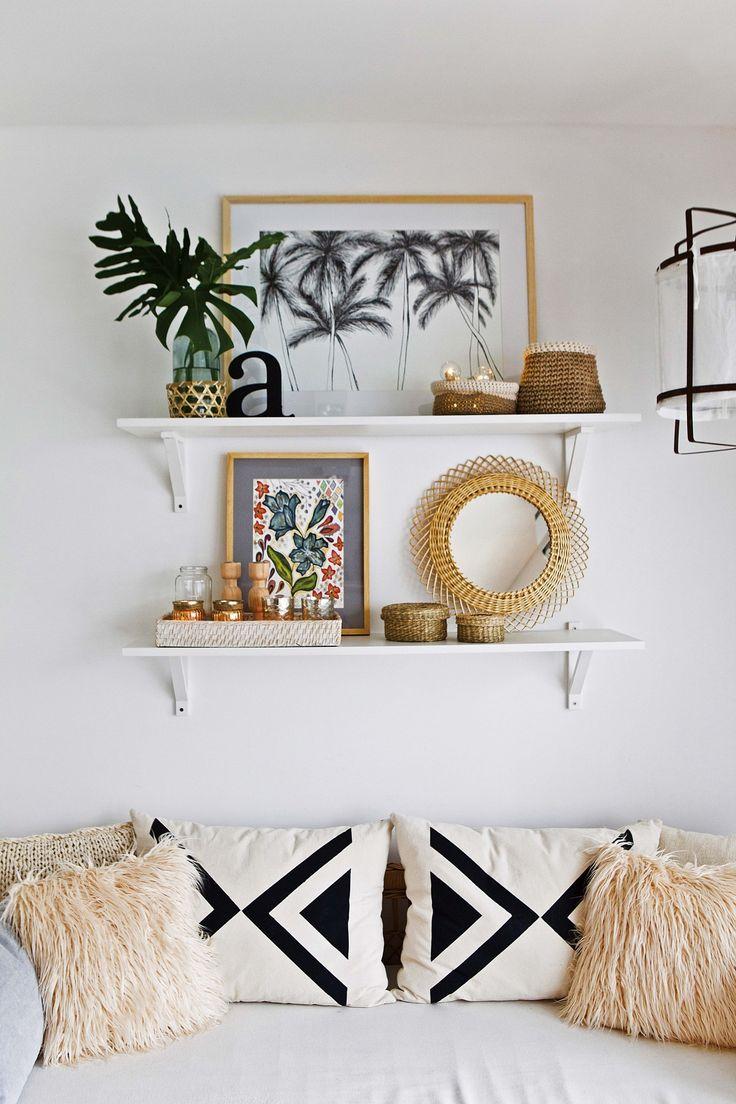 C mo decorar un depto para transformarlo en un estudio divertido87 best Espacios de trabajo   estudio images on Pinterest   Study  . Revista Living Decoracion Monoambientes. Home Design Ideas