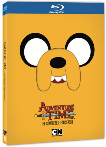 Adventure Time: The Complete Fifth Season on Bluray