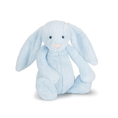 The softest baby bunny ever in a whopping 51cm tall by Jellycat. Buy now at www.sayitbaby.co.uk