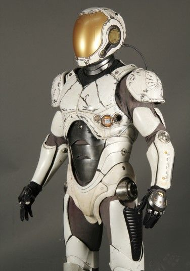 Pacific Rim, Gipsy Danger Suit.. would love to have this lol