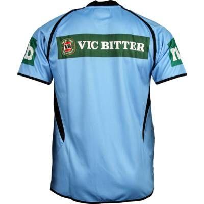 nsw origin jersey back 2015 - Google Search
