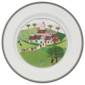 Villeroy & Boch Design Naif Appetizer/Dessert Plate #3 Wedding Pro 6 3/4 in-20