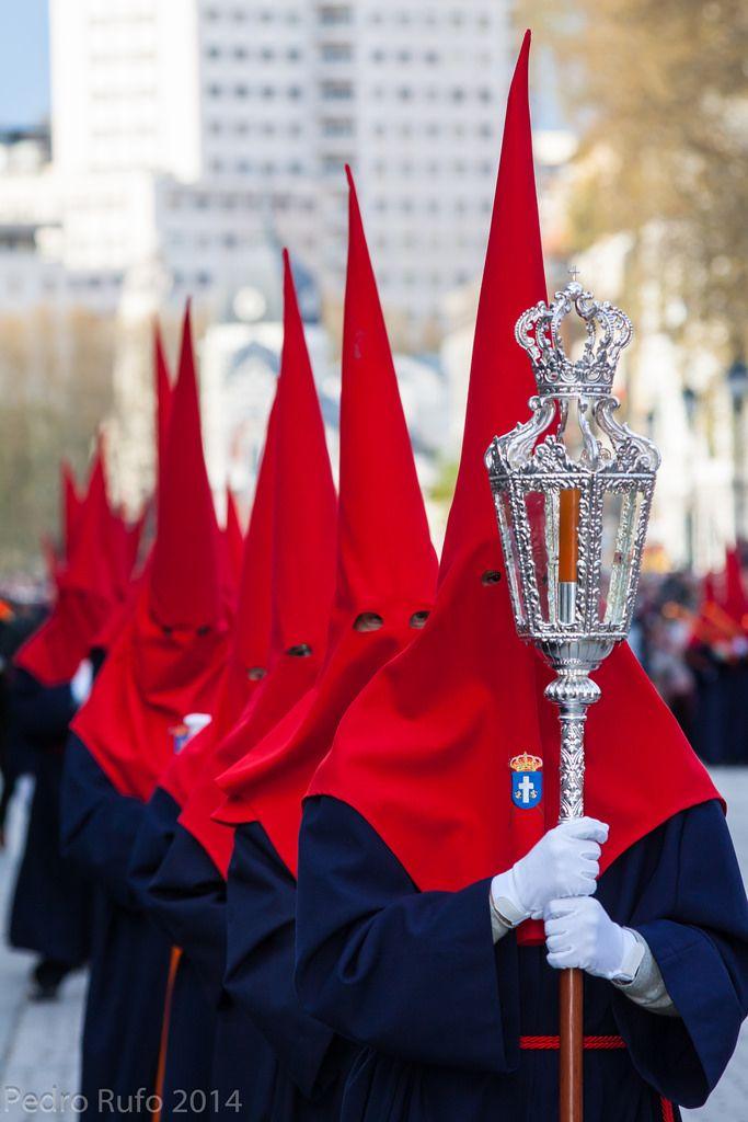Semana Santa Madrid Spain