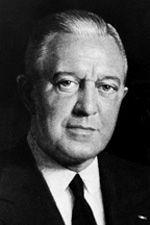 "Richard ""R.K"" King Mellon (1899–1970) was an American financier, general, & philanthropist from Ligonier, Pennsylvania The son of Richard B. Mellon, nephew of Andrew W. Mellon, & grandson of Thomas Mellon, he was an heir to the Mellon fortune, which included major holdings in Mellon Bank, Gulf Oil, & Alcoa. R.K. Mellon served as president & chairman of Mellon Bank. Richard King Mellon was also the primary financial founder of Carnegie Mellon University's Heinz College"