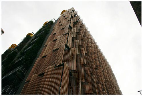 external timber finishes - Google Search