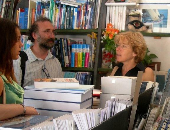 Libreria Mare di Carta. Libri di mare, nautica, portolani, mappe, disegni, stampe, fumetti, libri per bambini