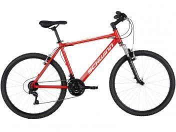 Bicicleta Schwinn Mountain Aro 26 21 Marchas - Suspensão Dianteira Câmbio Shimano Freio V-brake