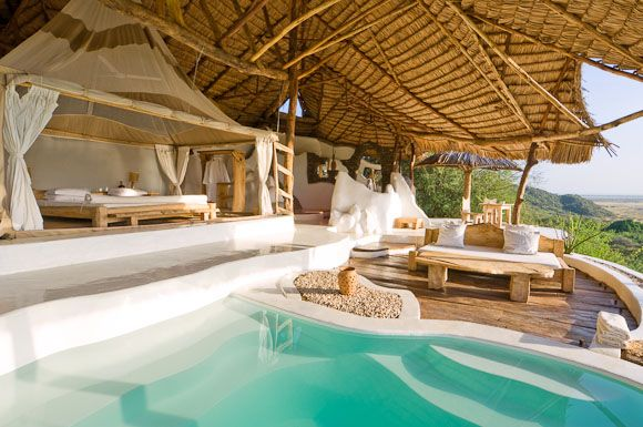 Shompole Lodge in Kenya
