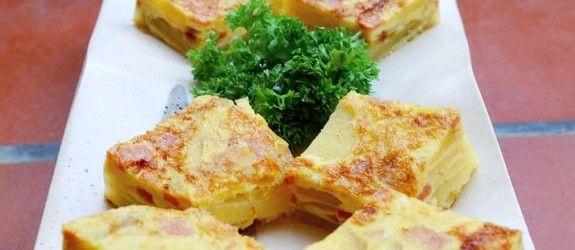 Tapas: Spansk tortilla opskrift – spansk æggekage | Stjerneskud opskrifter