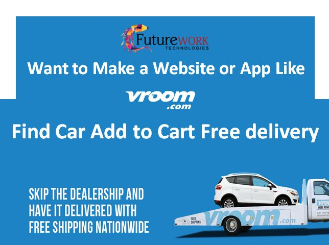 Vroom is changing the way people buy, sell, and trade in cars. If you want to know How Vroom Business and Revenue model Work We have written a blog to help you in selecting a more useful company for your requirements for further information please click here  https://futureworktechnologies.com/vroom-business-and-revenue-model-how-it-works/