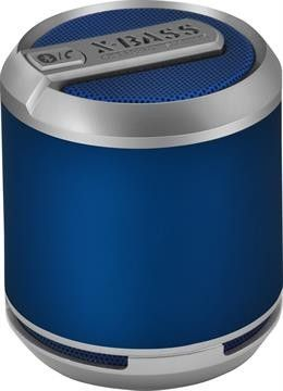DIVOOM Bluetune-Solo. Finnes i blå farge | Satelittservice tilbyr bla. HDTV, DVD, hjemmekino, parabol, data, satelittutstyr