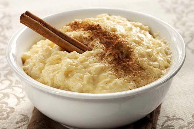 Preparar Arroz con Leche, receta facil. Ingredientes y preparacion paso a paso. Como hacer este postre en casa