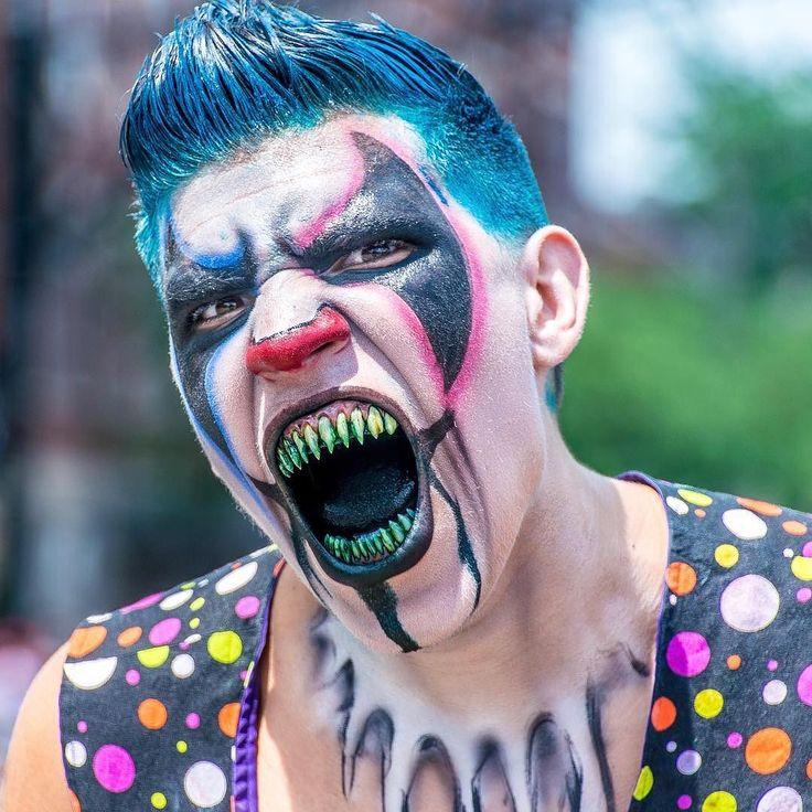 Getting Creepy  Doo Dah Parade (2/5) || #AlexTonettiPhotography #Photography