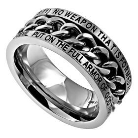 Christian Rings for Men, Guys Christian Jewelry | SonGear - best mens jewelry brands, high end mens jewelry, cheap mens jewelry stores
