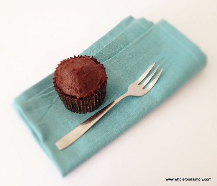 Delicious chocolate muffins made from nutrient dense ingredients. Free from gluten, grains, dairy, nuts and refined sugar.