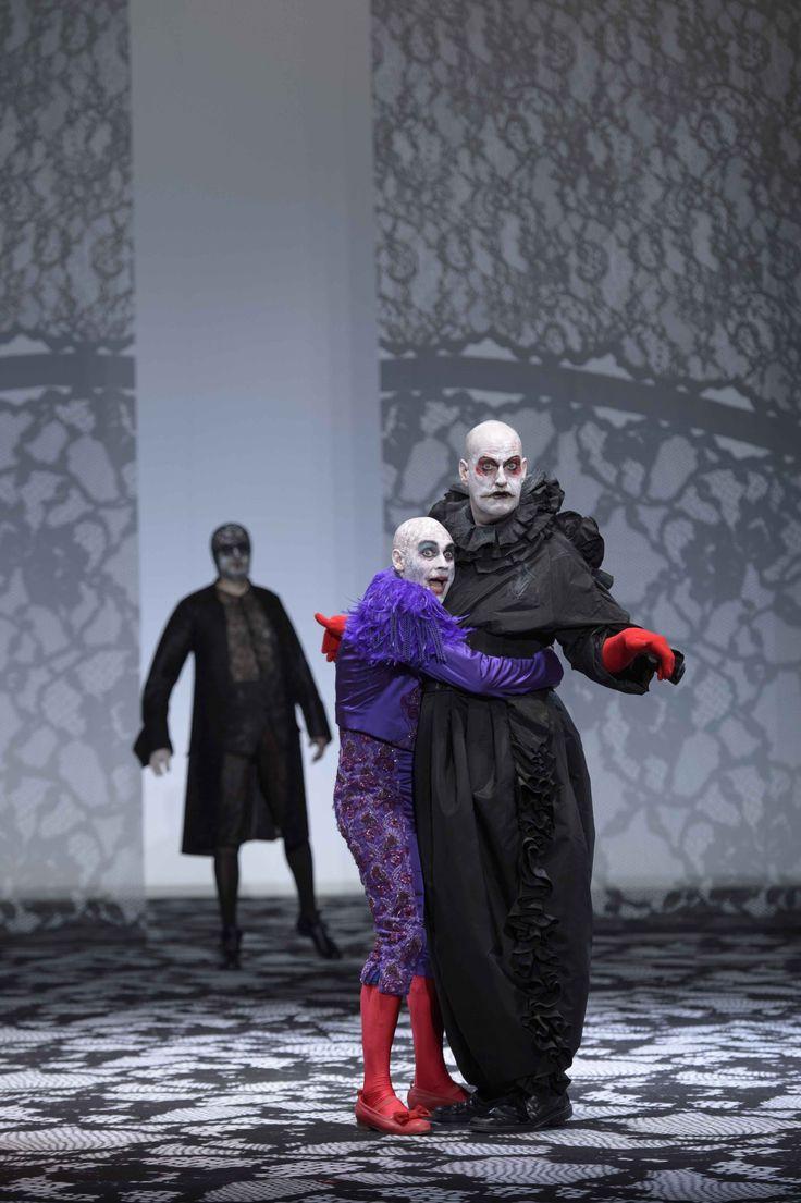 »Don Giovanni«   © Monika Rittershaus