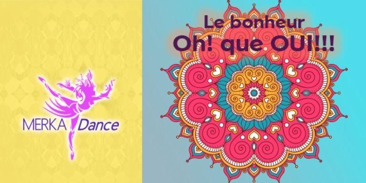 Le bonheur, Oh que OUI !!! @ MERKADance - Danse en conscience tous les samedis matins - 20-Mai https://www.evensi.ca/le-bonheur-oh-que-oui-merkadance-danse-en-conscience-tous/211176923